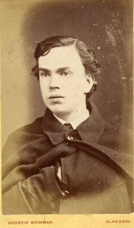 1870 approx Allan McDougall