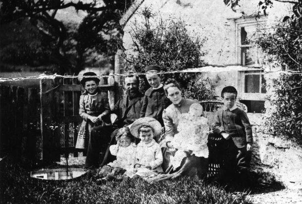 1895 approx Dun Darach, Sannox