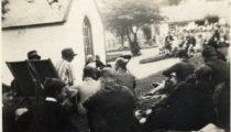 1930 Rev Allan McDougall