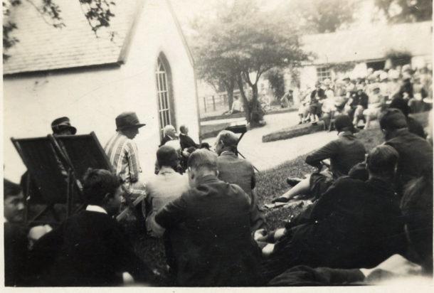 1930 Rev Allan McDougall's Sannox jubilee